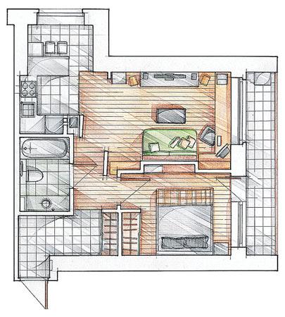 Порядок процедуры узаконивания перепланировки квартиры