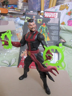 Marvel Legends Hulkbuster Iron Man BAF series 2015 Doctor Dr Strange movie comic Defenders Secret Avengers Illuminati
