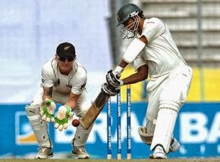 Bangladesh vs New Zealand 1st Test Match Live Score 9-13 Oct 2013