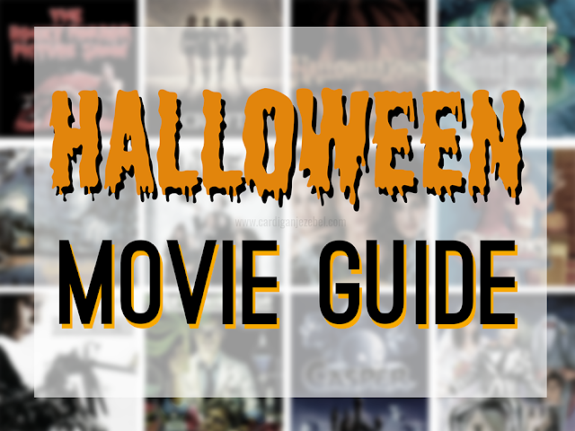 "Text reading ""Halloween Movie Guide"""