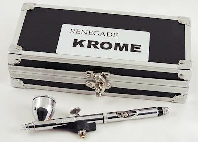 Aerógrafo Renegade Krome de Badger