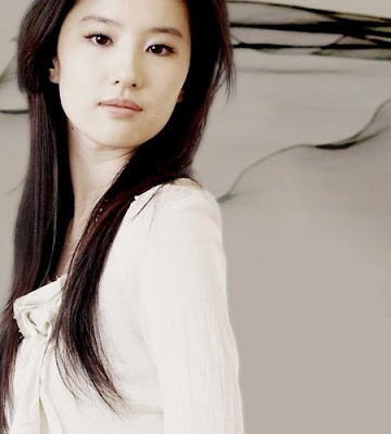 Actress Liu Yifei