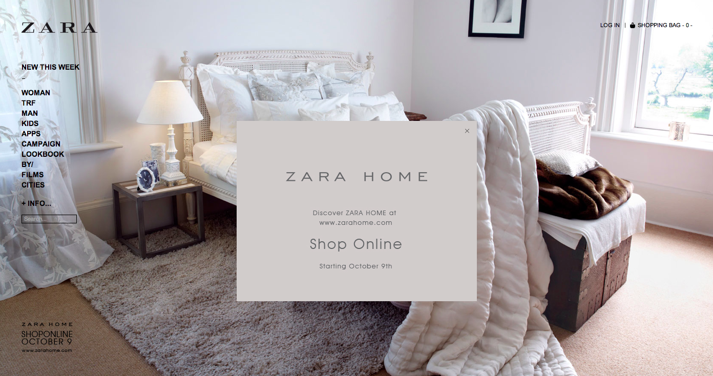 parfaire prettier nicer better faster cheaper etc zara home usa online shop. Black Bedroom Furniture Sets. Home Design Ideas