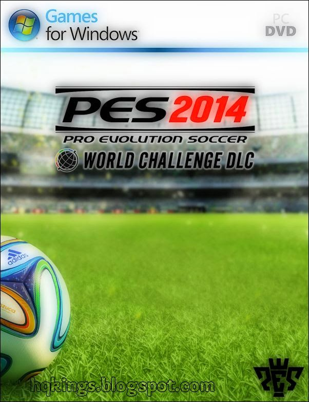 Pro Evolution Soccer 2014 World Challenge [Repack]
