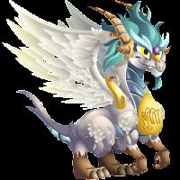 Dragon zodiaco juvenil o juvenil