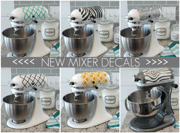 Diy Kitchenaid Mixer Decals ~ The house of smiths designs cyber monday sale