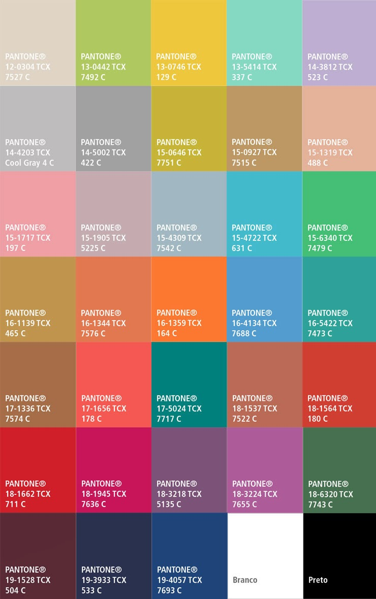 20 Trends Color For Living Rooms 2017: Graphic Artist: Pantone Color Of The