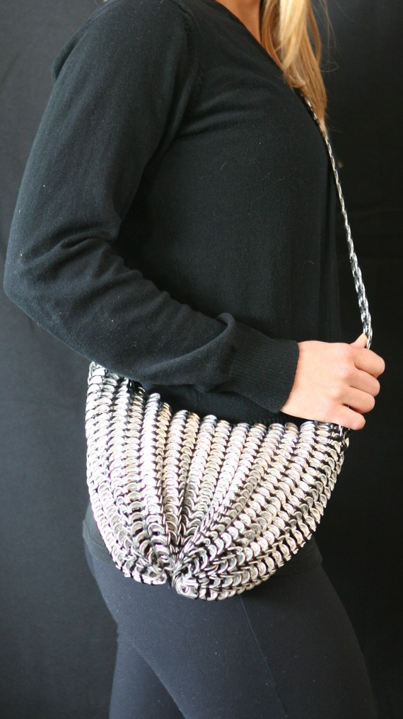 creative and cool uses of soda can pull tabs