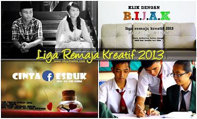 Video Penyertaan Liga Remaja Kreatif 2013