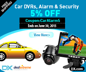 Car DVR Recorder - 5% discount  - Free Shipping