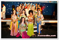 concurso de belly dance bavaro