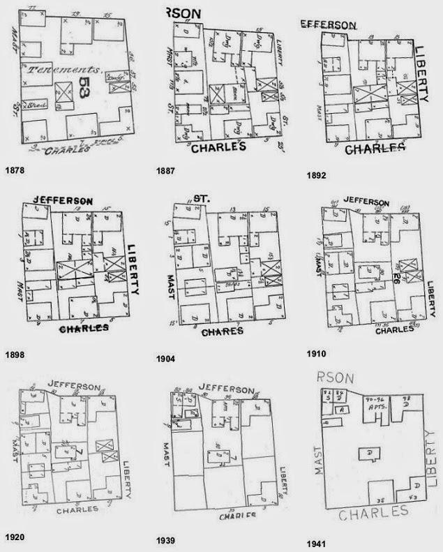 dig strawbery banke sanborn maps a friend to historical