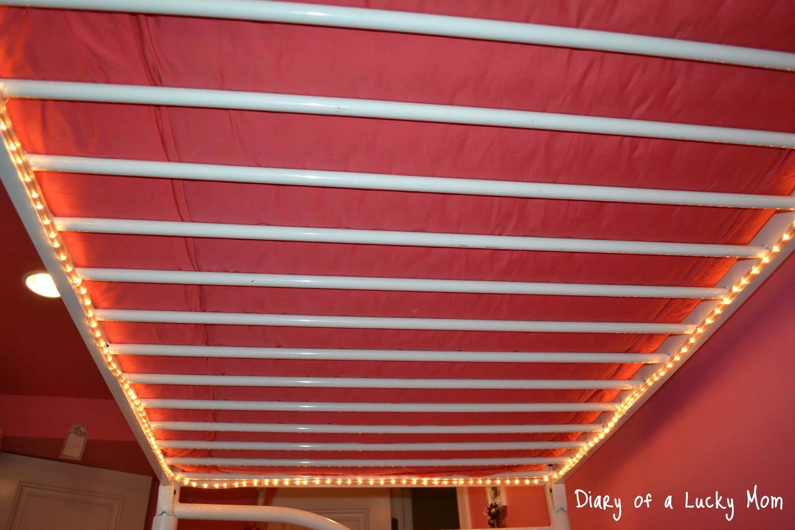 Diary Of A Lucky Mom Bunk Bed Lights
