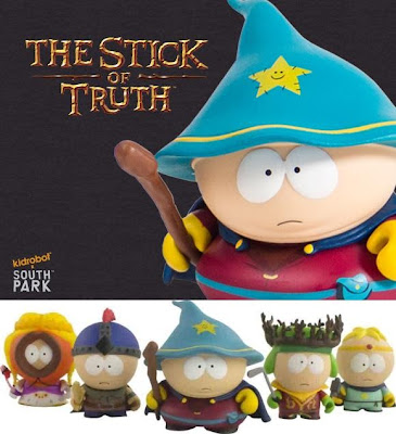 South Park x Kidrobot The Stick of Truth Mini Figure Series