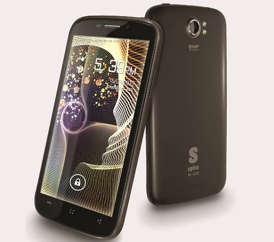 Spice Mi-535 Stellar Pinnacle Pro - Price, Features and Specifications