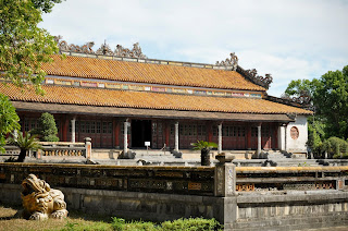 stolica cesarska w Hue