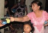 SILVIA AVILES Diputada PRIPANAL festeja a Niños en Municipio Calkiní. 29abril2011.