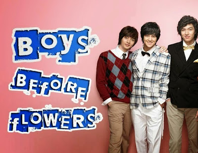 Pemain Drama Boys Before Flowers