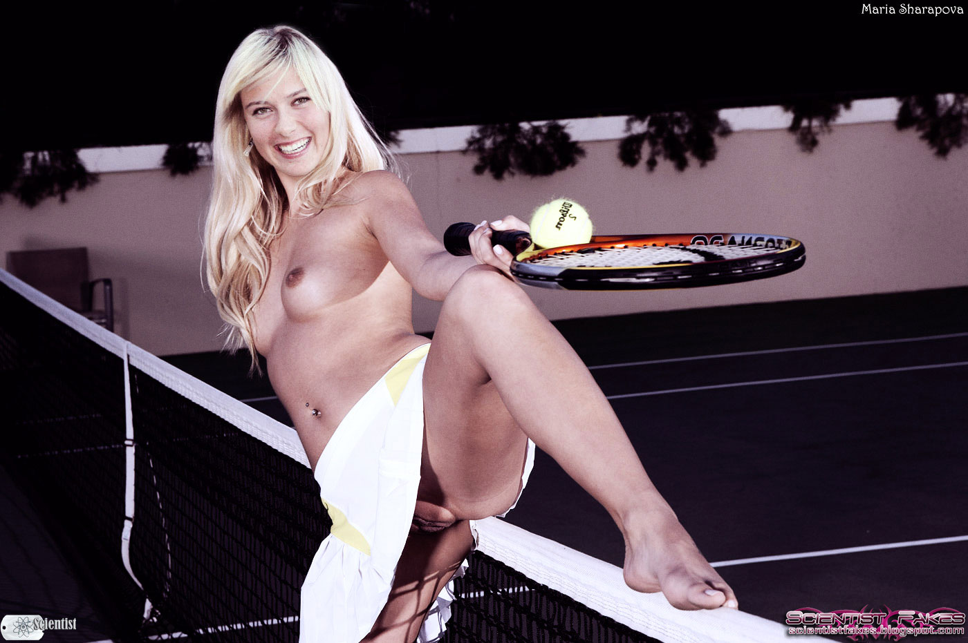 Images Of Maria Sharapova Scientist Fakes