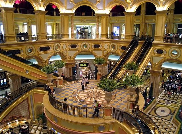 The Venetian, Macau - World's Most Luxurious Casinos