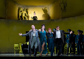 Queen of Spades - English National Opera - photo credit Donald Cooper