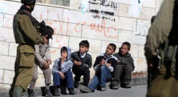 Israel Culik Anak-anak Palestina dengan Tuduhan Pelemparan Batu