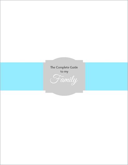 babysitting guide printable