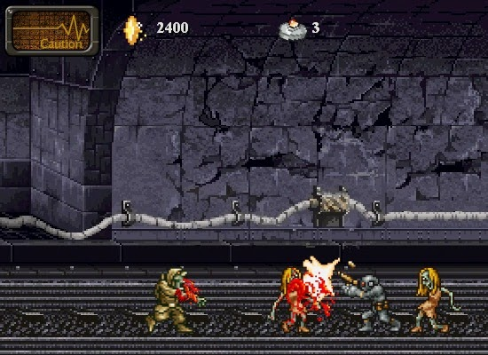 Jogo Metal Slug The Zombies