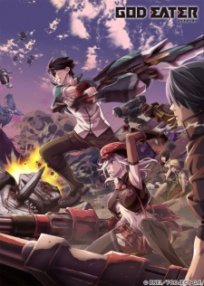 God Eater Extra 03 Gantikan Episode 8 Anime God Eater Minggu Depan