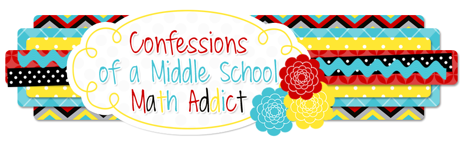 Confessions of a Middle School Math Addict