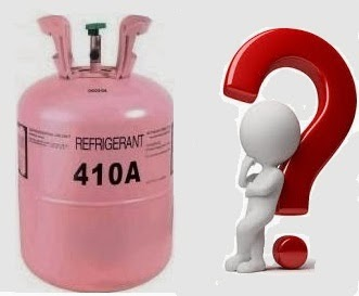 Preguntas y respuestas acerca del refrigerante R410