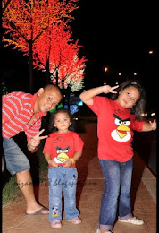 With my kids ☺