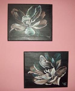Diptico, Magnolias