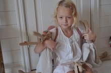 Min lilla flick som håller på att bli stor...