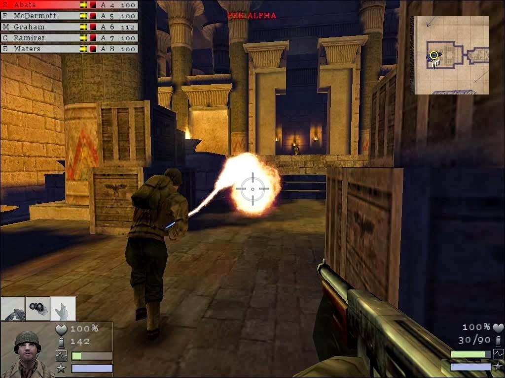 Blog archives feedbacksoft for Castle wolfenstein