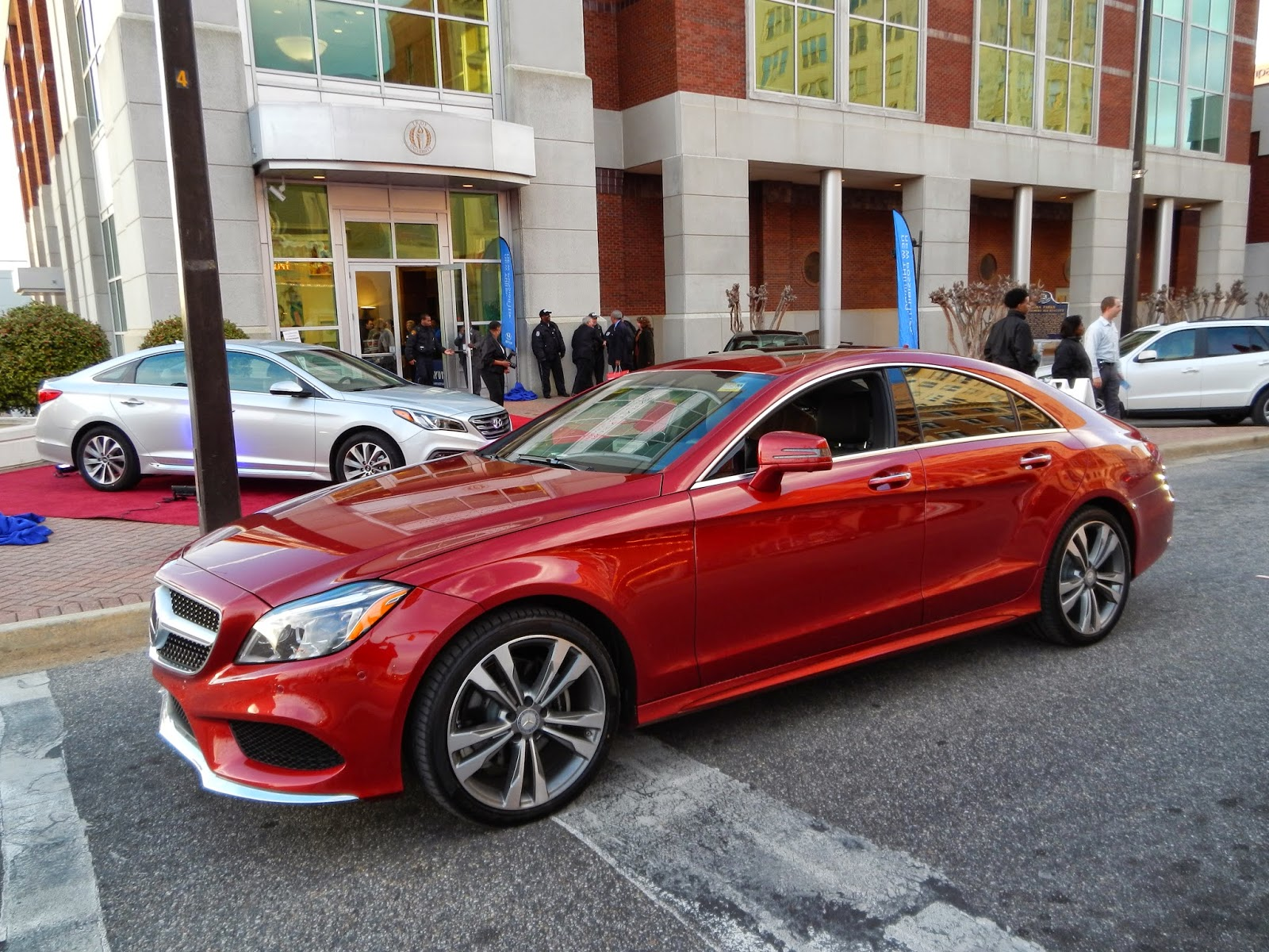 Auto industry connection selma50 the for Mercedes benz montgomery road