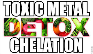detoxification EDTA chelation therapy
