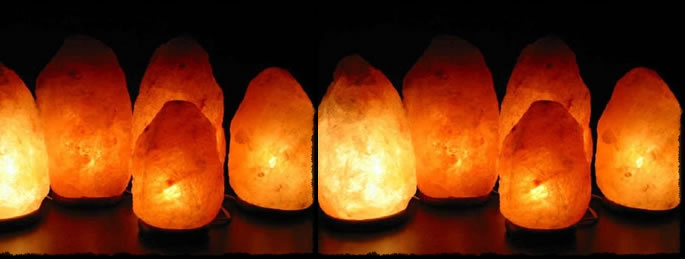 Ionizante natural lamparas de sal del himalaya - Lamparas de sal para que sirven ...