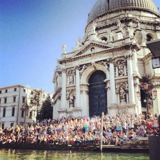 guide to regatta storica in venice