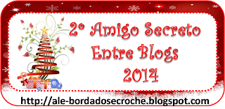 2º Amigo Secreto entre Blogs