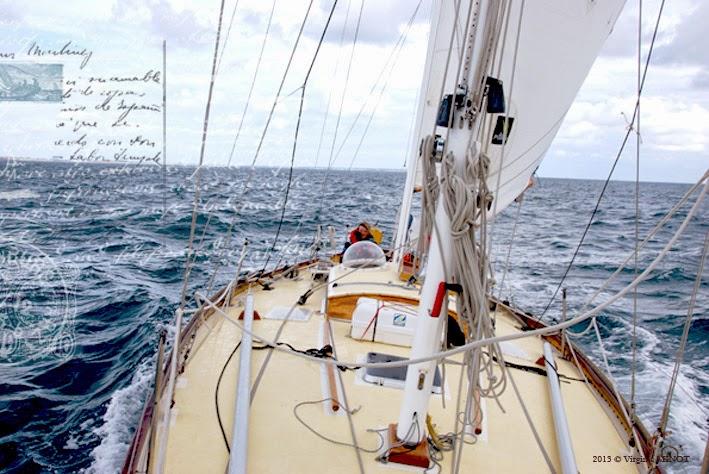 Navigation sur Penduick II