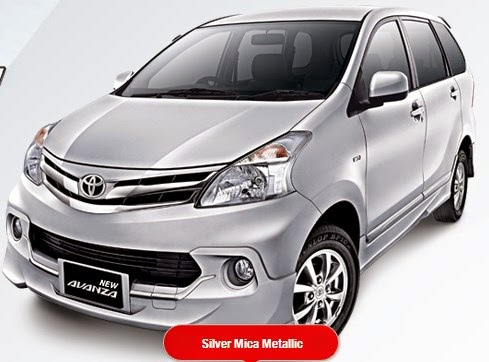 Spesifikasi dan Harga Mobil Toyota Avanza