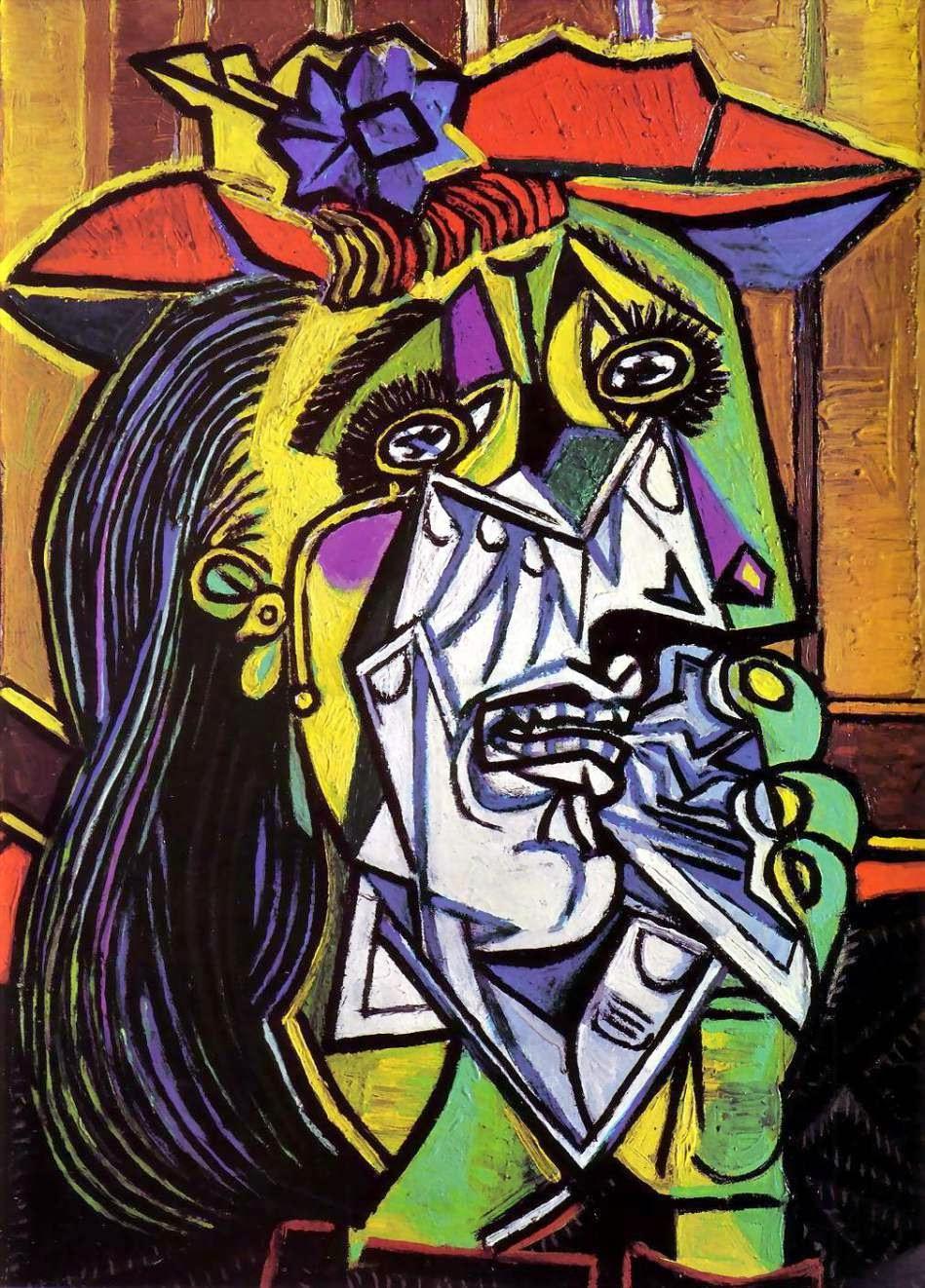Assez Sept tableaux pour se familiariser avec Picasso | amidache NP93