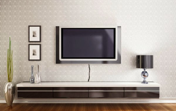 5 different types of tv wall mount. Black Bedroom Furniture Sets. Home Design Ideas
