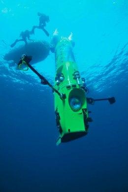 22 Penemuan Terbaik Tahun 2012: Kapal Selam Deepsea Challenger