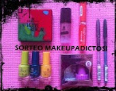 sorteo en make up adictos