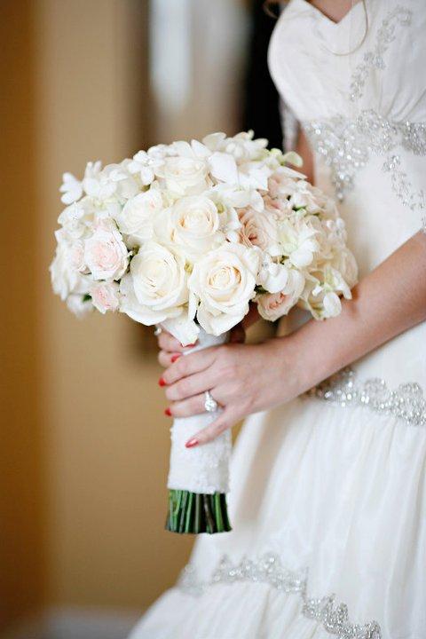 sakura wedding bouquets