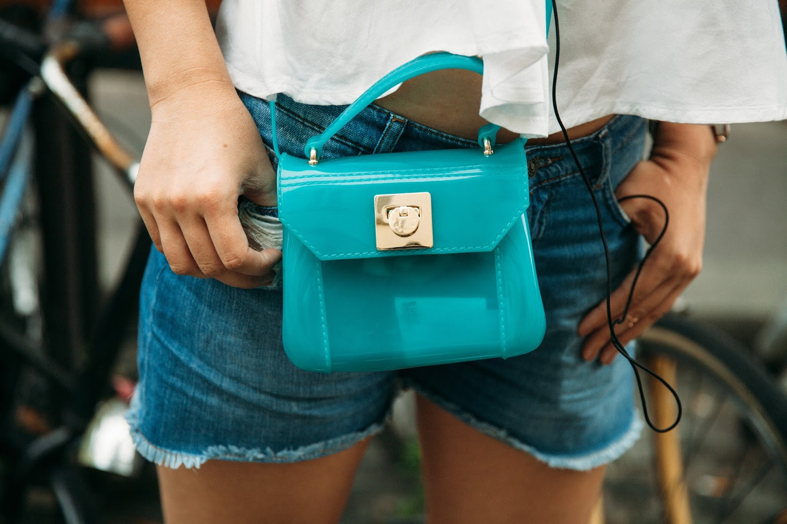 Blogger, Paris, Streetstyle, Paris, Look, Summer Style, Furla