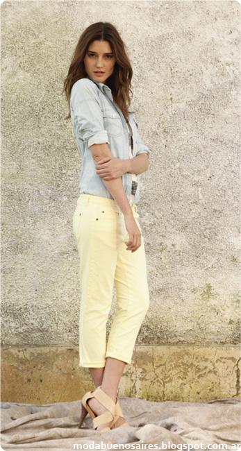 Julien verano 2014 pantalones.