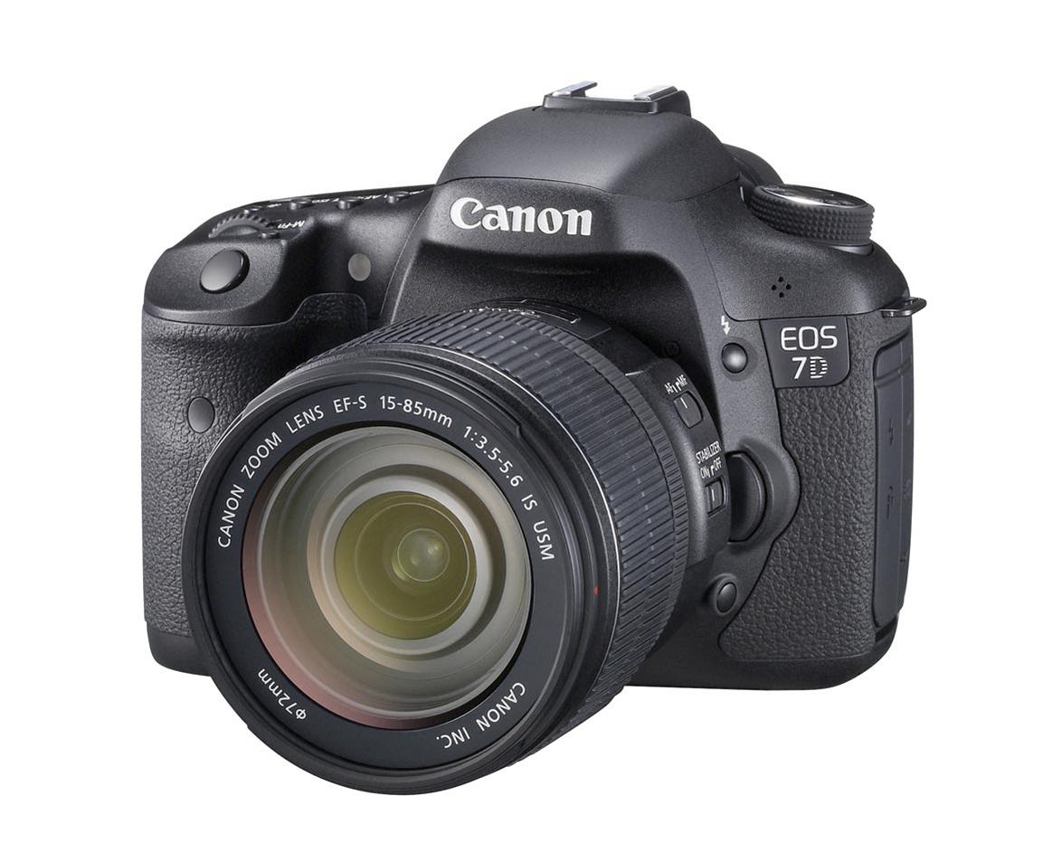 Canon 70D DSLR Digital Camera